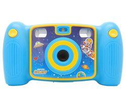 Kiddypix Galaxy Compact Camera - Blue & Yellow