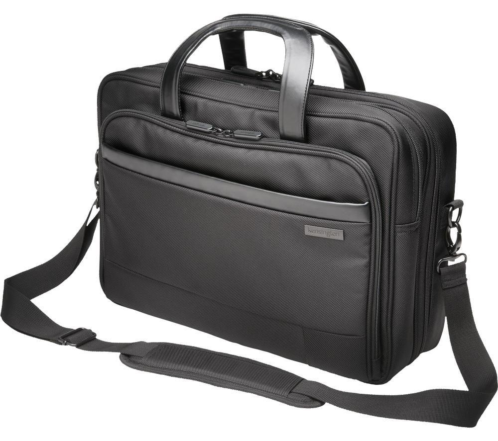 """KENSINGTON Contour 2.0 Business 15.6"""" Laptop Case - Black"""