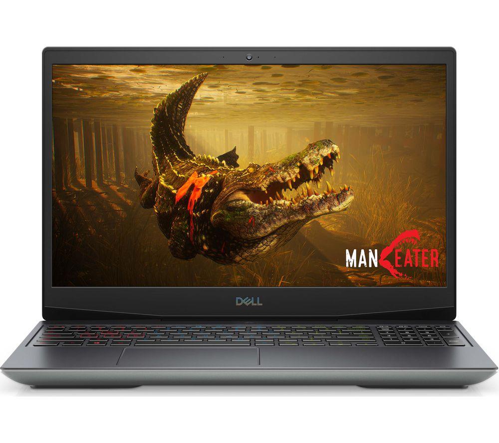 "DELL G5 15 5505 15.6"" Gaming Laptop - AMD Ryzen 7, RX 5600M, 512 GB SSD"
