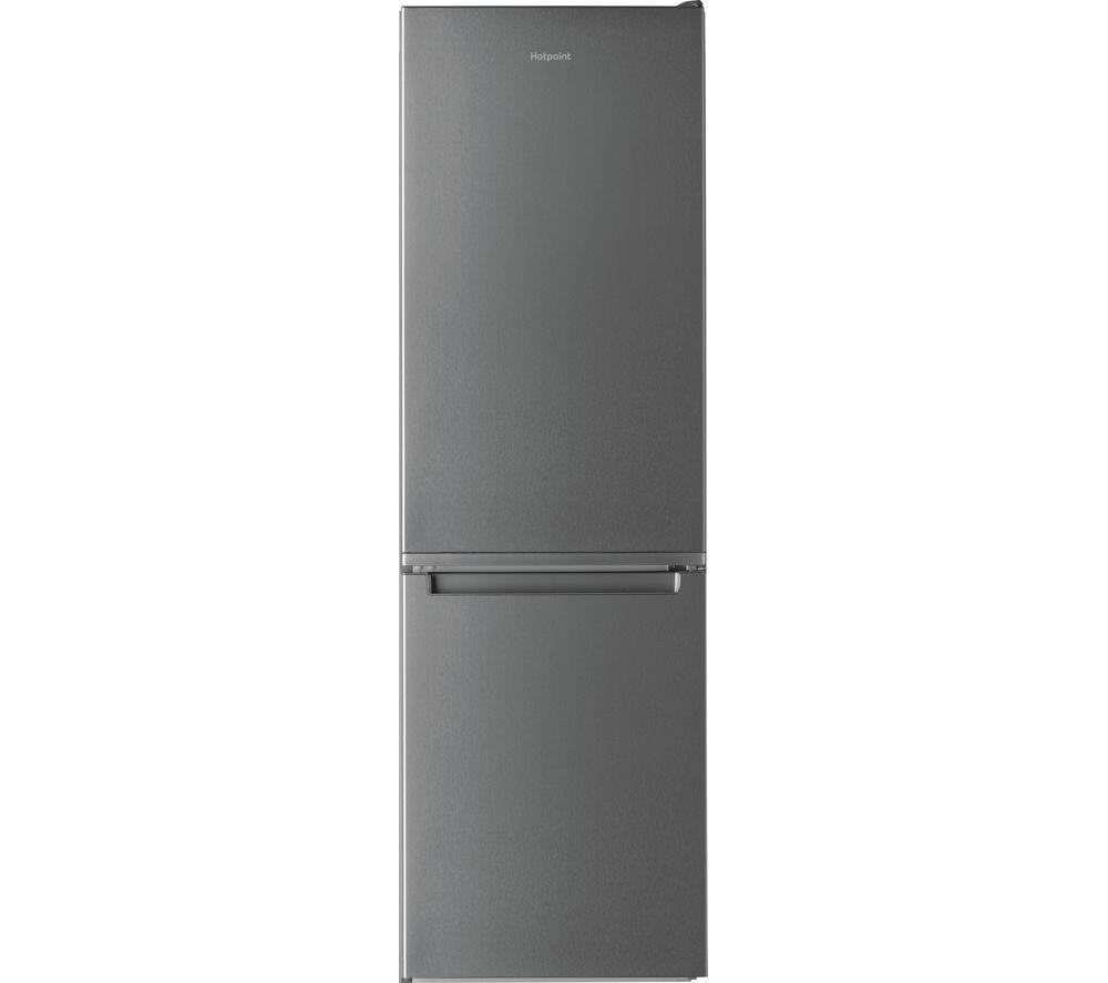 HOTPOINT H1NT 811E OX 1 60/40 Fridge Freezer - Stainless Steel