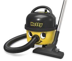 Hetty HET.160-11 Cylinder Vacuum Cleaner – Yellow