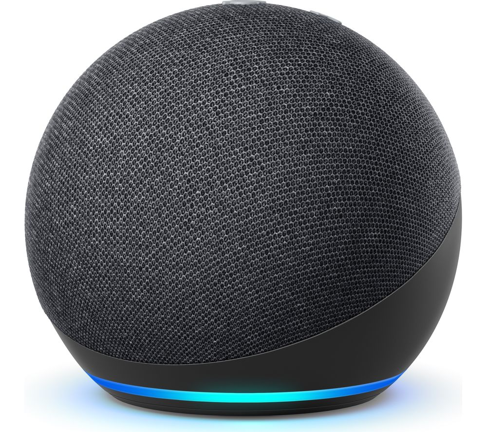 AMAZON Echo Dot (4th Gen) - Charcoal