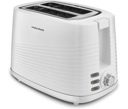 Dune 220029 2-Slice Toaster - White