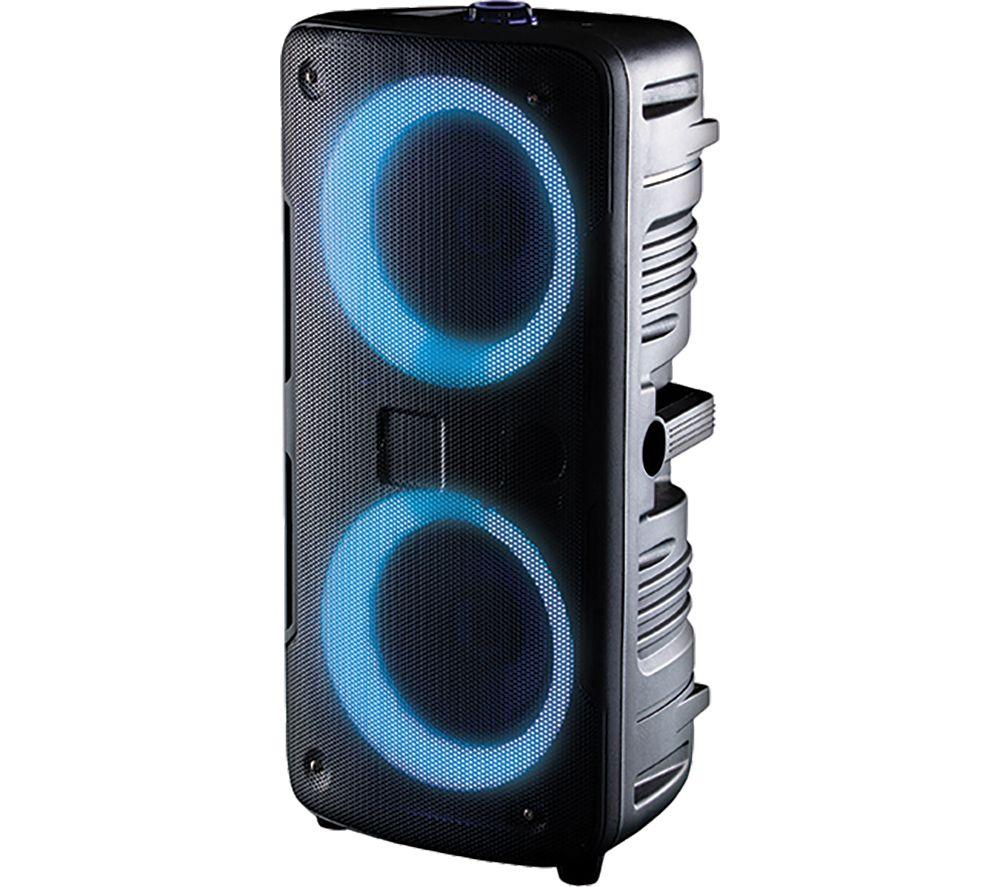 DAEWOO AVS1449 Portable Bluetooth Speaker - Black, Black