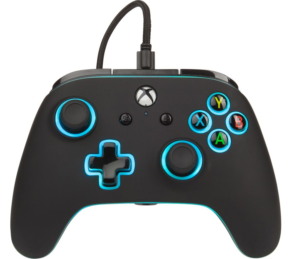 POWERA Spectra Xbox One Enhanced Wired Controller - Black