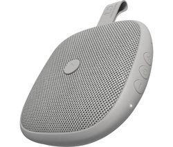 Rockbox Bold XS Portable Bluetooth Speaker - Ice Grey