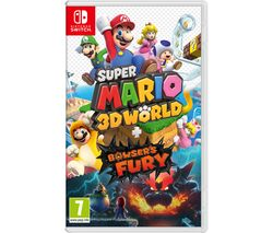 Super Mario 3D World & Bowser's Fury