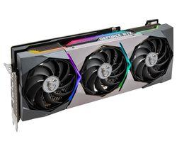 GeForce RTX 3080 10 GB SUPRIM X Graphics Card