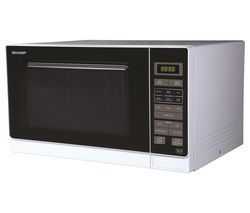 R372WM Solo Microwave - White