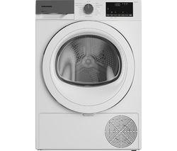 GT541023CW 10 kg Heat Pump Tumble Dryer - White