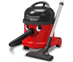 Henry XL Plus NRV370-11 Cylinder Vacuum Cleaner - Red