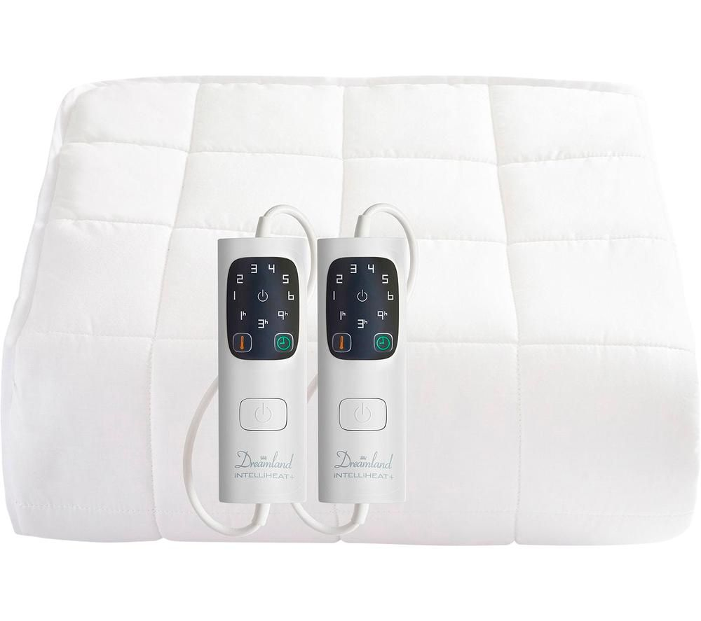 DREAMLAND Boutique Hotel 16701 Heated Mattress Protector - Double