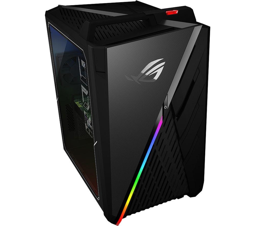 Image of ASUS ROG Strix GA35 Gaming Desktop PC - AMD Ryzen 9, RTX 3090, 2 TB HDD & 1 TB SSD