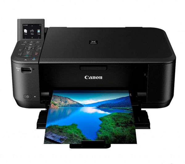 canon pixma mg4250 all in one wireless inkjet printer pg 540 xl cl 541 black tri colour. Black Bedroom Furniture Sets. Home Design Ideas
