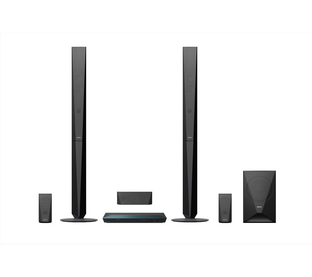 buy sony bdve4100 cek 5 1 smart 3d blu ray home cinema system free delivery currys. Black Bedroom Furniture Sets. Home Design Ideas