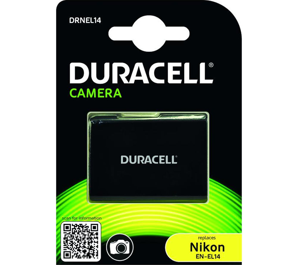Compare retail prices of Duracell DRNEL14 Lithium-ion Rechargeable Camera Battery to get the best deal online