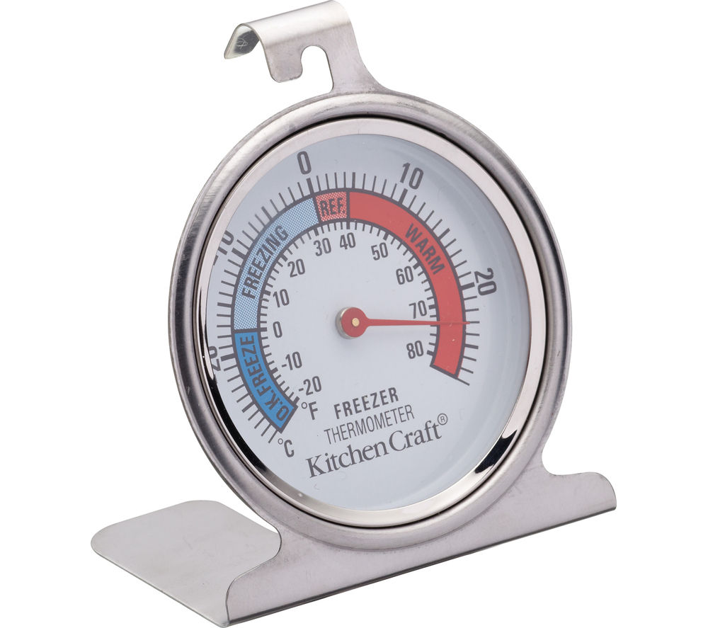 Compare prices for Kitchen CRAFT Fridge and Freezer Thermometer