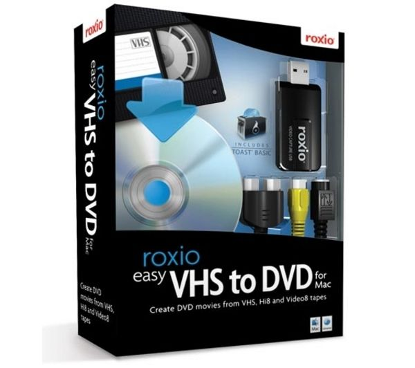 Compare prices for Roxio Easy VHS to DVD