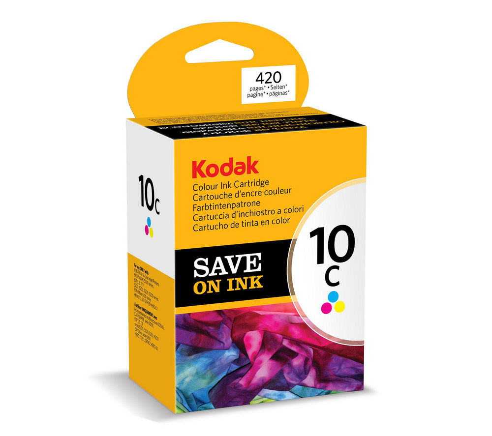 KODAK 10C Tri Colour Ink Cartridge