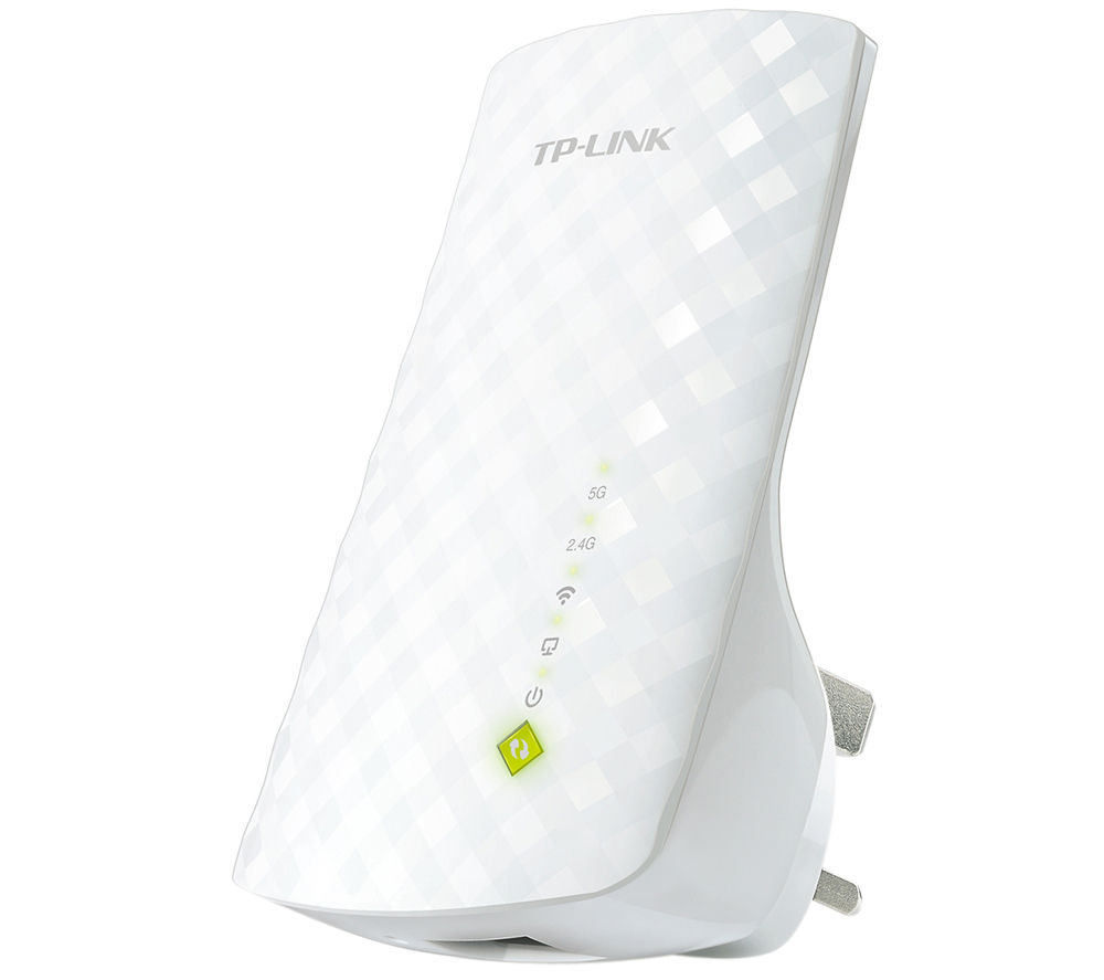 Buy TP-LINK RE200 WiFi Range Extender - AC 750, Dual-band | Free