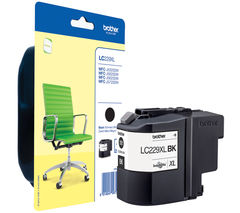 BROTHER LC229XLBKBPRF Black Ink Cartridge