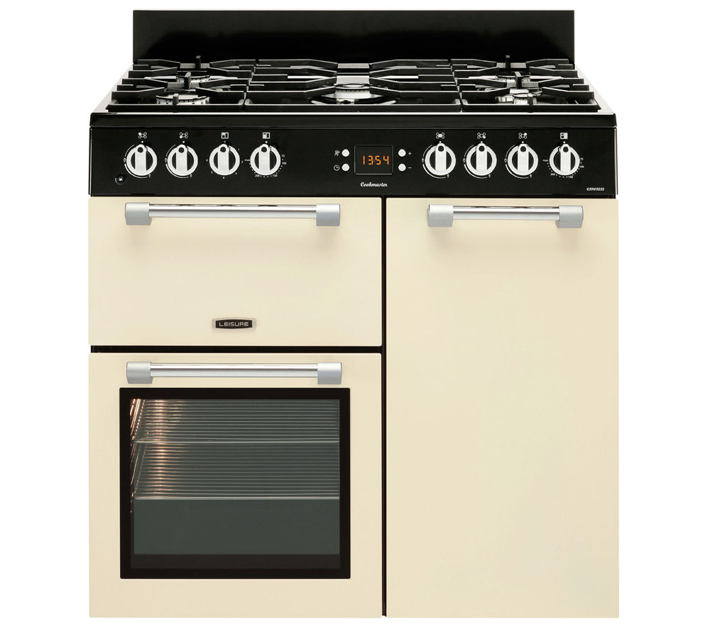 Compare retail prices of Leisure Cookmaster 90 Dual Fuel Range Cooker to get the best deal online