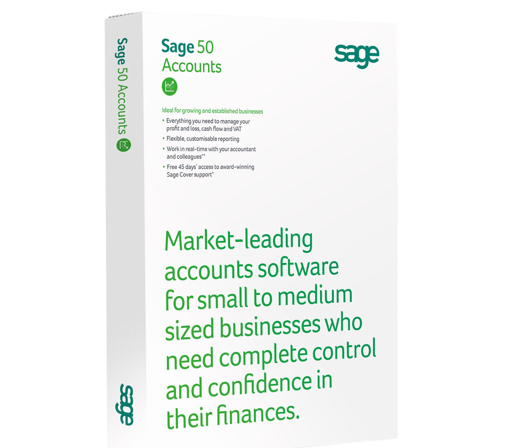 SAGE 50 Accounts Plus 2015