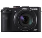 CANON PowerShot G3 X Superzoom Compact Camera - Black