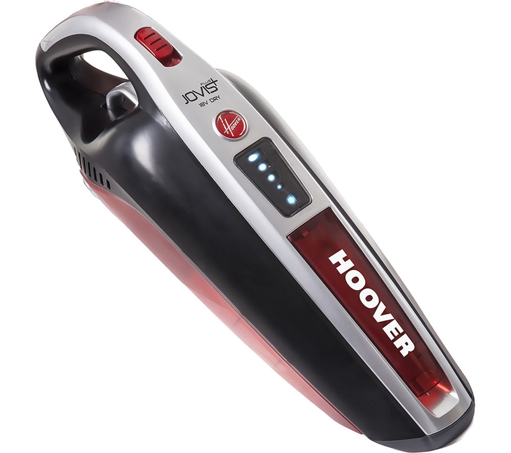 HOOVER Jovis+ SM18DL4 Handheld Vacuum Cleaner - Red & Black