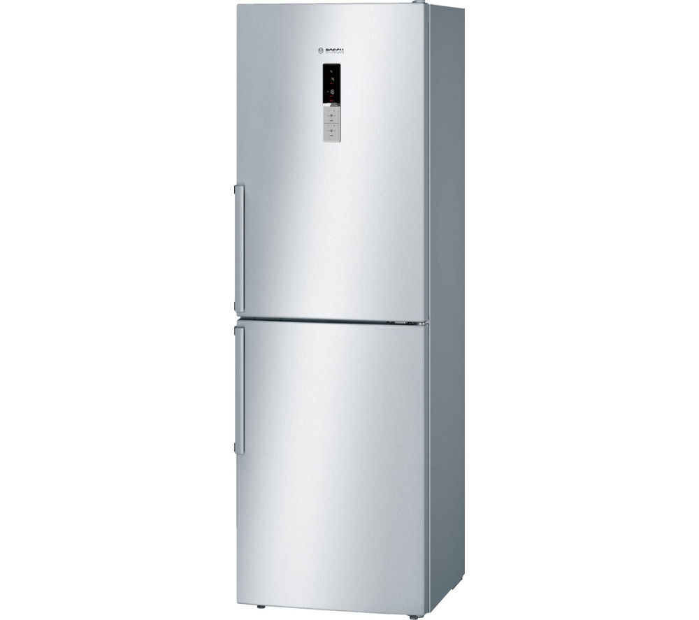 BOSCH Serie 6 KGN34XL32G 50/50 Fridge Freezer - Stainless Steel