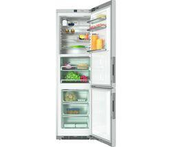 MIELE KFN 29483 D 70/30 Fridge Freezer - Stainless Steel