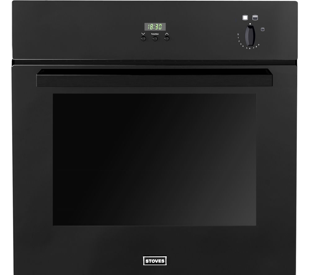 STOVES SGB600PS Gas Oven - Black