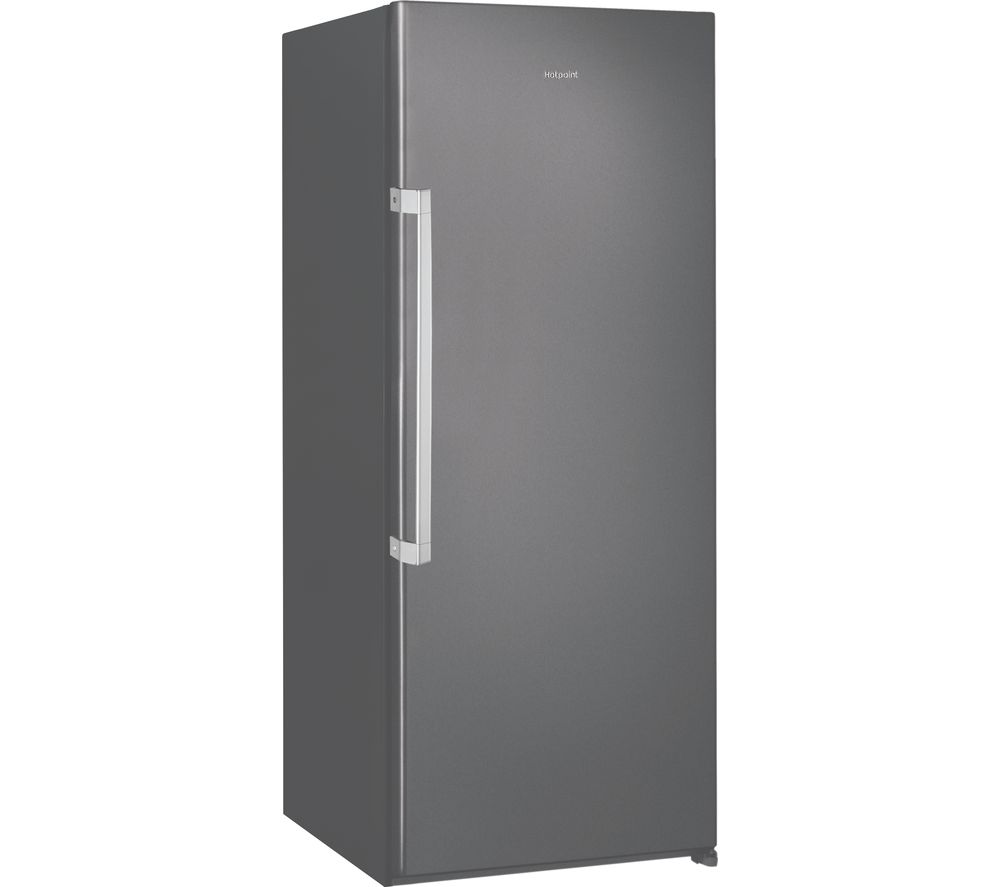 HOTPOINT SH6 A1Q GRD Tall Fridge - Graphite
