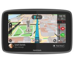 "TOMTOM GO 6200 6"" Sat Nav - Worldwide Maps"
