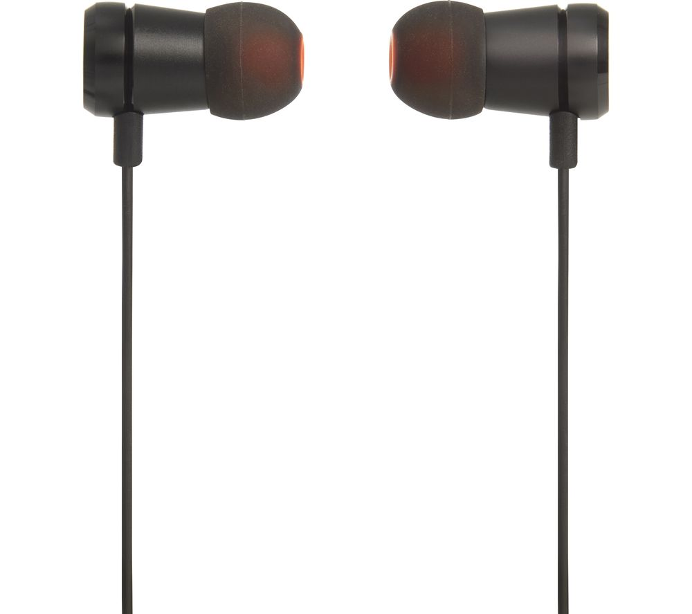 JBL T290 Headphones - Black