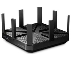 TP-LINK Archer C5400 Wireless Cable & Fibre Router - AC 5400, Tri-band