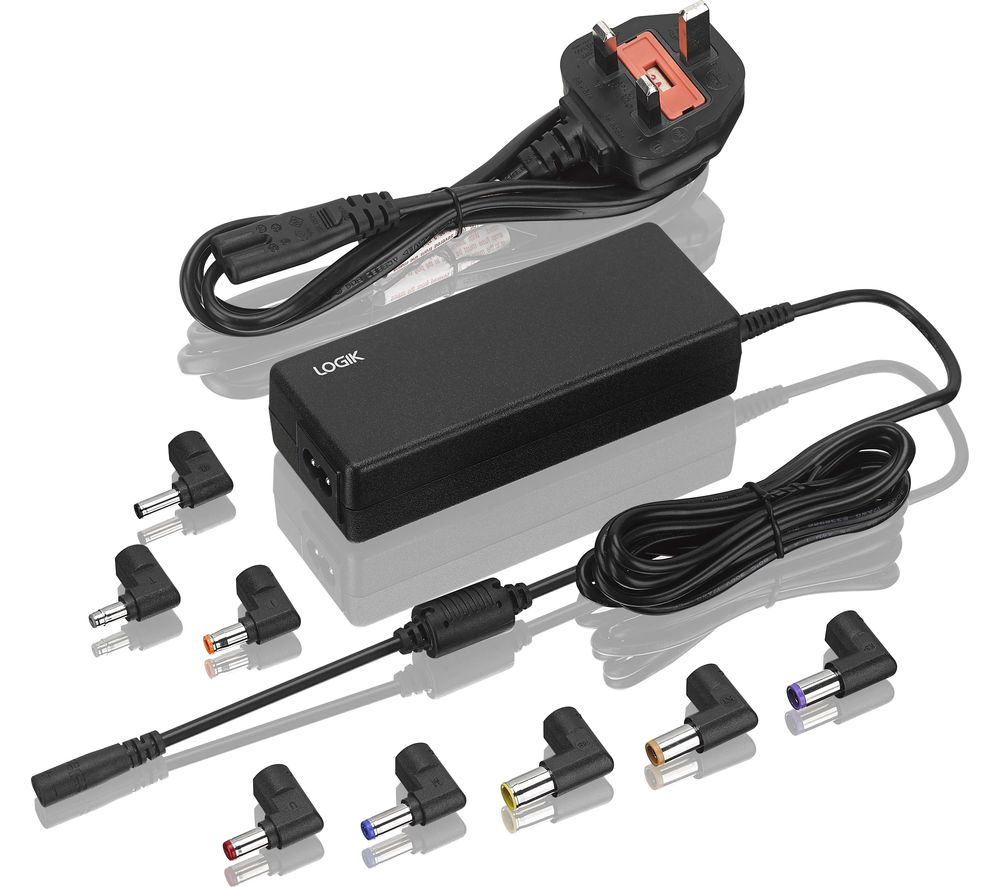Image of LOGIK LNP90W17 Universal Laptop Power Adapter