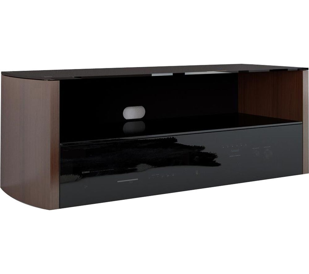 VIVANCO A1200W TV Stand - Walnut