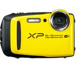 FUJIFILM XP120 Tough Compact Camera - Yellow