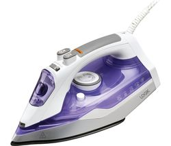 L200IR17 Steam Iron - Purple
