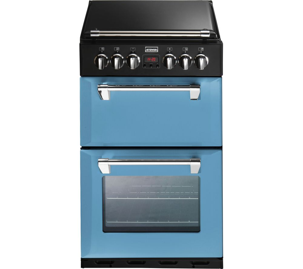 Compare prices for Stoves Richmond Mini Range 550DFW 55cm Dual Fuel Cooker