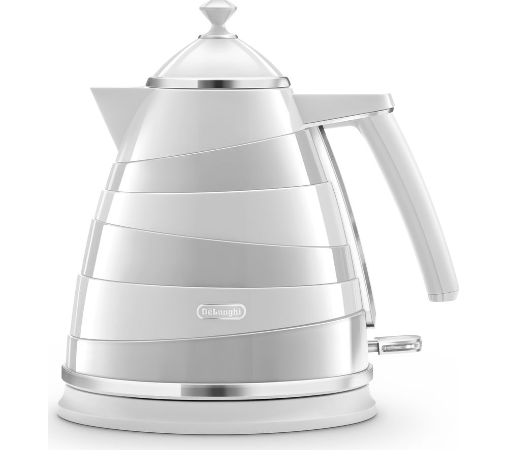 Compare retail prices of Delonghi Avvolta KBA3001.W Jug Kettle to get the best deal online