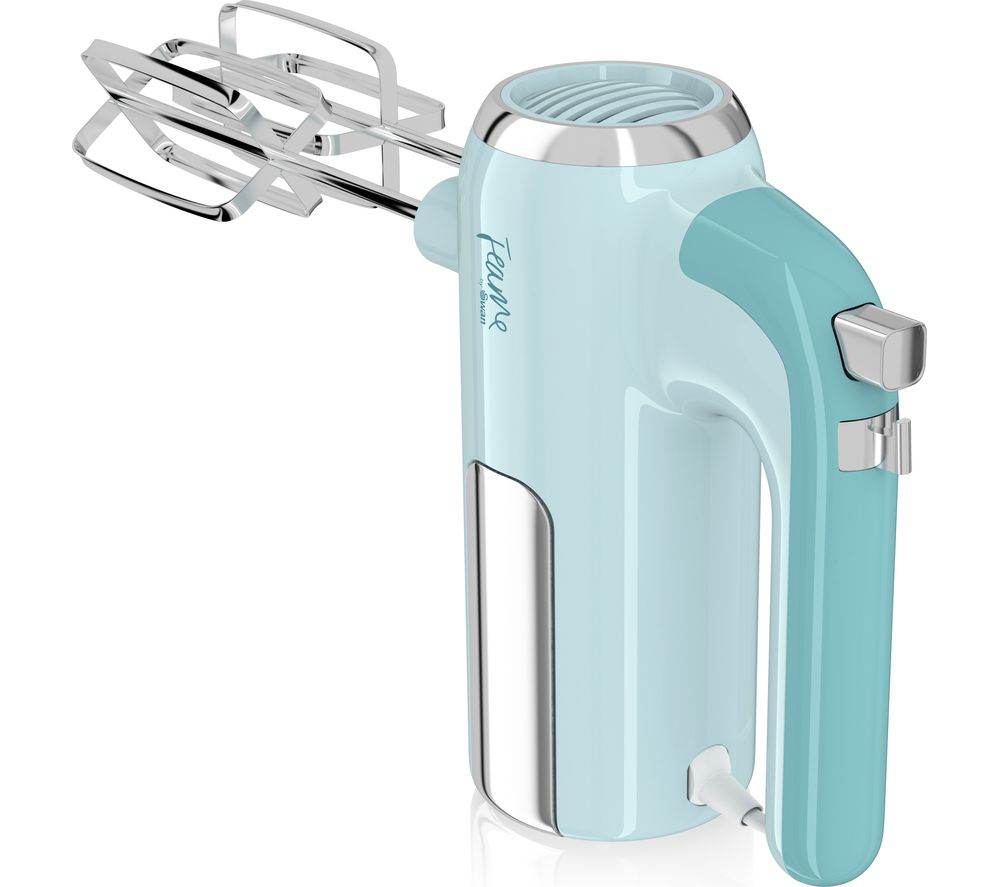 Fearne Sp21050 Pkn Hand Mixer   Peacock by Currys
