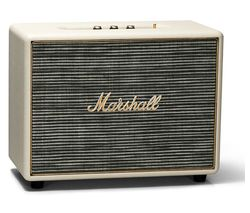 MARSHALL Woburn S10156176 Bluetooth Wireless Speaker - Cream