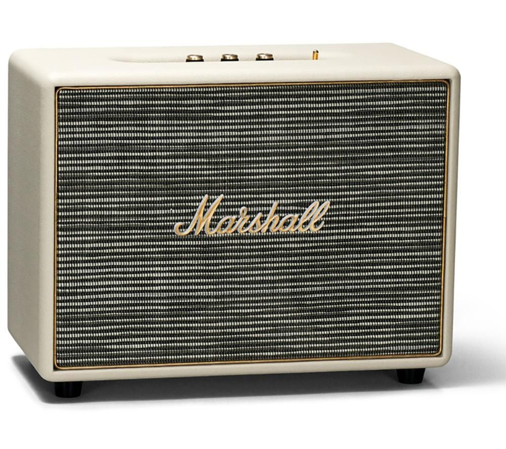 MARSHALL Woburn Bluetooth Wireless Speaker - Cream