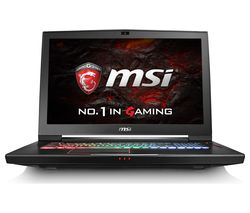 "MSI Titan Pro GT73VR 17.3"" Intel® Core™ i7 GTX 1080 Gaming Laptop - 2 TB HDD & 128 GB SSD"
