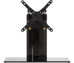 AVF B201BB 450 mm TV Stand with Bracket - Black