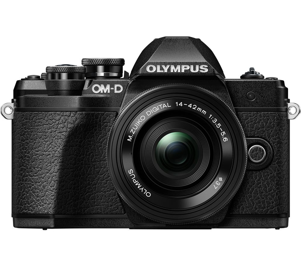 Click to view product details and reviews for Olympus Om D E M10 Mark Iii Mirrorless Camera With Mzuiko Digital Ed 14 42 Mm F 35 56 Ez Ed 40 150 Mm F 4 56 R Lens.