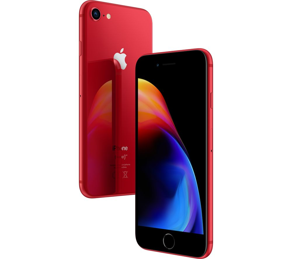 Product Red Iphone  Case