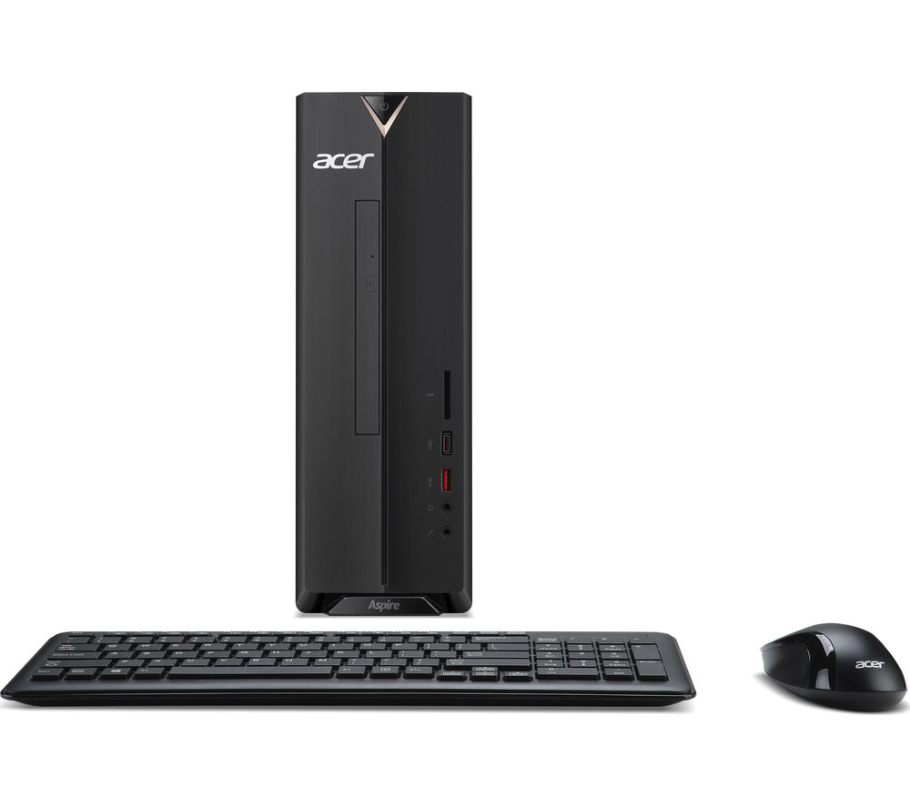ACER XC-885 Intel® Core™ i3 Desktop PC - 1 TB HDD, Black
